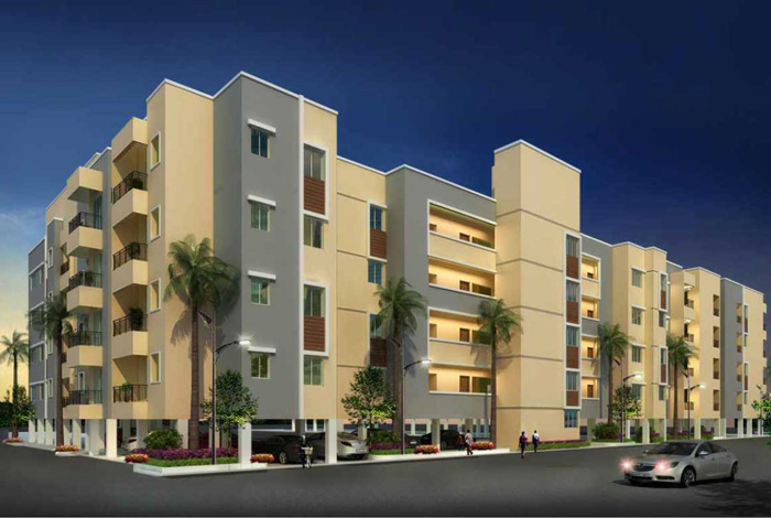 Apartments in OMR, Chennai